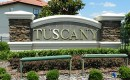 Tuscany at Westside Entrance